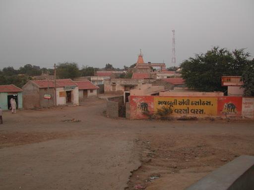 il villaggio di lodai